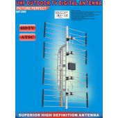 Digiwave ANT 2085 Outdoor 4 Bay HDTV Digital TV Antenna (ANT2085)
