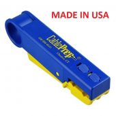 Cable Prep  Super CPT Stripper Tool  Dual RG6/59 & RG 7/11 Coaxial Cable Strip Tool SCPT6591