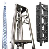 Wade 44' Self Supporting Tower DMX44