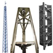 WADE BRANDED 20.7-METER (68-FT) SELF SUPPORTING TOWER