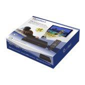 HomeWorx HW-150PVR ATSC Digital TV Converter Box w/ Media Player & Recording PVR Function / HDMI Out