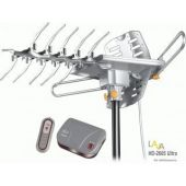 Lava HD-2605 Ultra Remote Controlled HDTV Antenna with G3 Control Box HD2605