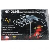 Lava HD-2805 Ultra Remote Controlled HDTV Antenna with G3 Control Box HD2805
