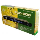 PylePro (PCO800) 19'' Rack Mount 1800 Watt Power Conditioner w/ 8 Outlets