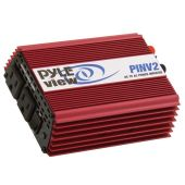 Pyle  PINV2  Plug In Car 600 Watt Power Inverter DC/AC