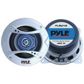 Pyle  PLBW42 4'' 160 Watt Two-Way Speaker w/Blue LED Light