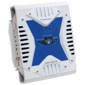 Pyle  PLMRA220  2 Channel 600 Watt Waterproof Marine Bridgeable Mosfet Amplifier