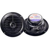 Pyle PLMRKIT106 AM/FM In-Dash Marine CD Player W/CD/CDR/CDRW/MP3 & Splash Proof Radio Cover
