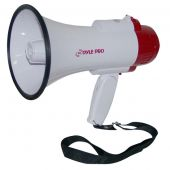 PylePro  PMP30  Professional Megaphone  Bullhorn with Siren