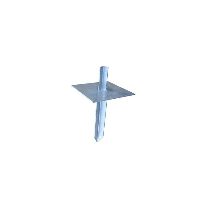 Wade BP-125 Pop-Up Mast Base Plate