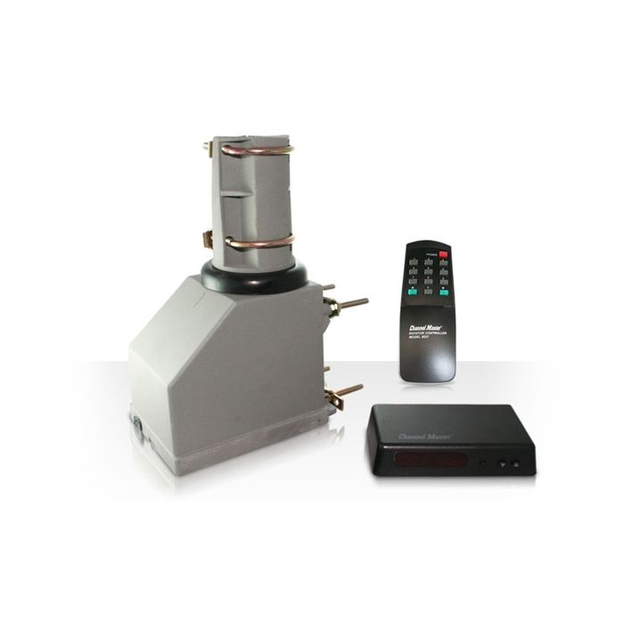 Channel Master CM 9521A Complete Antenna Rotator Rotor System with Infra-Red Remote Control (CM9521A)