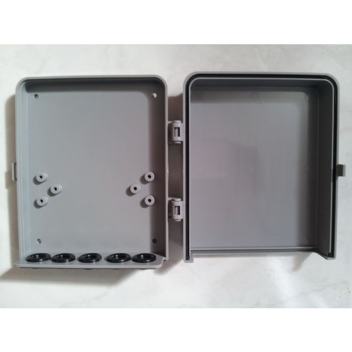 Heavy Duty Weatherproof plastic Enclosure Cable box for outside cables Junction
