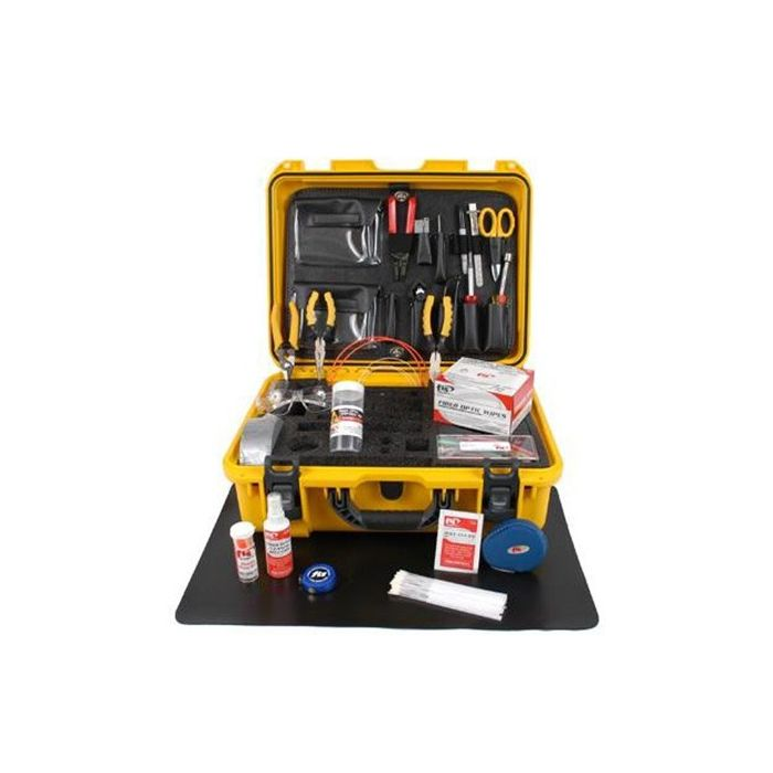FIS Basic Fiber Optic Tools and Supplies Kit