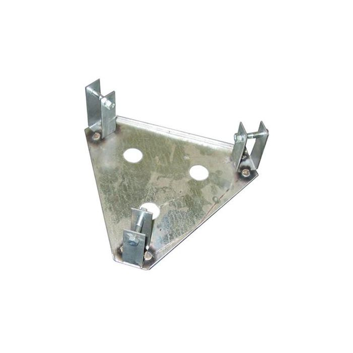 WADE ANTENNA BASE PLATE FOR GOLDEN NUGGET TUBULAR TOWER