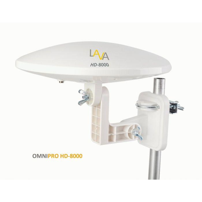 Lava HD-8000 OmniPro HD-8000 Omni-Directional HDTV Antenna HD8000