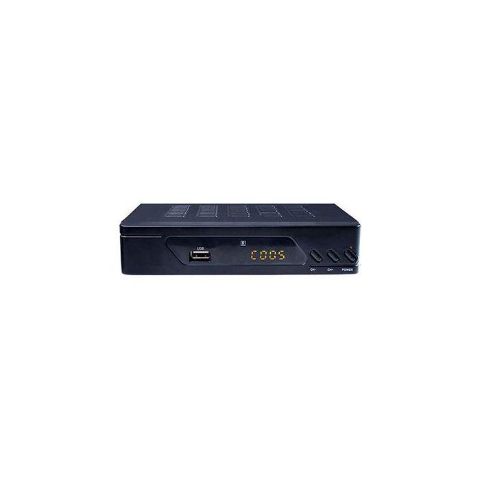 PROSCAN ATSC DIGITAL CONVERTER WITH HDMI & PVR READY - BLACK