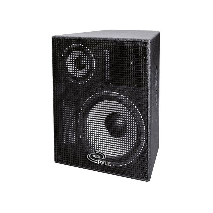 PylePro (PPADR158) 15'' Heavy Duty 3-Way Stage Monitor Speaker Cabinet