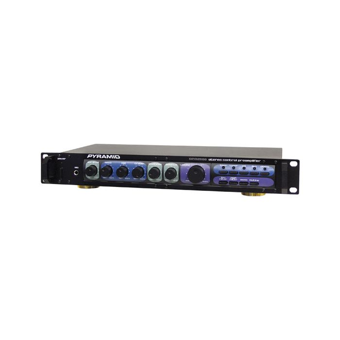 Pyramid  PR2500 Stereo Control Pre Amplifiers