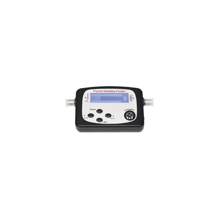 Easy Digital Satellite Signal Finder with Compass (SC2001)