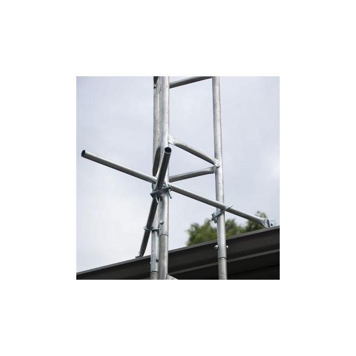 SURECONX UNIVERSAL HOUSE BRACKET FOR TUBULAR TOWER