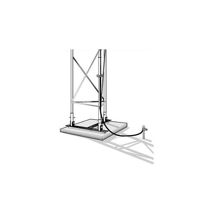 Trylon Tower Grounding Kit