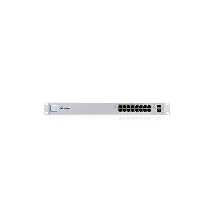 Ubiquiti 16 port Managed PoE+ Gigabit Switch with SFP (150w) US-16-150W